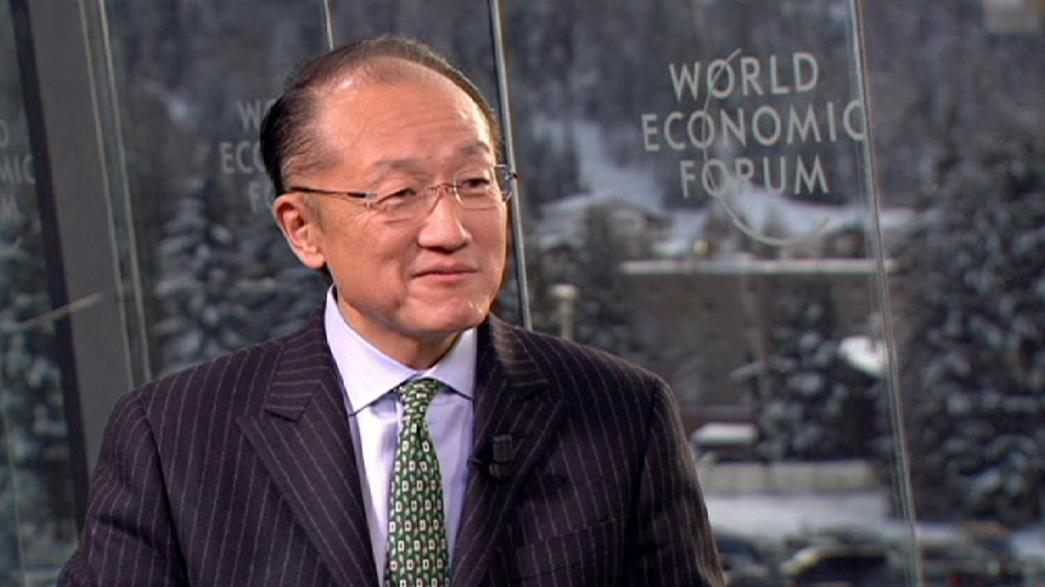 """Jim Yong Kim, presidente del BM: """"Hablar de austeridad contra crecimiento es demasiado simple"""""""