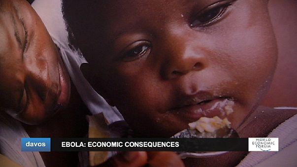 Эффект Эболы: в Давосе обсуждают, как помочь Африке