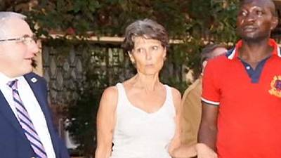 Liberada la cooperante francesa secuestrada en República Centroafricana