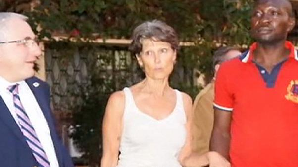 Orta Afrika'da kaçırılan Fransız rehine serbest