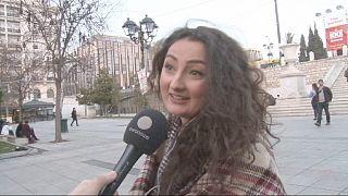 Yunan gençler çareyi yurtdışına kaçmakta görüyor