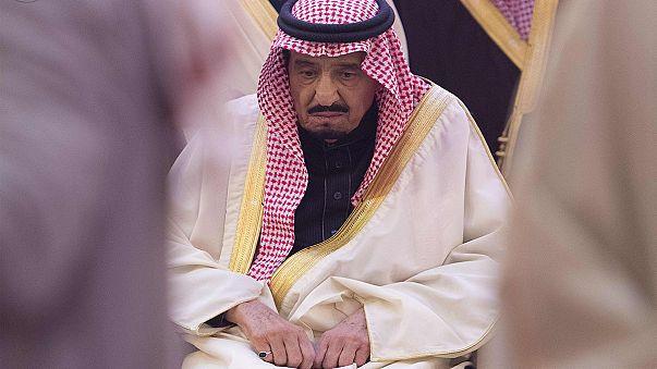Помилует ли новый король саудовского блогера?