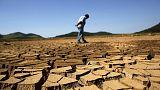Emergência por causa da seca no Brasil