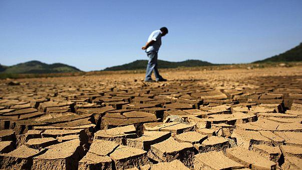 Los efectos de la sequía llegan a Río de Janeiro