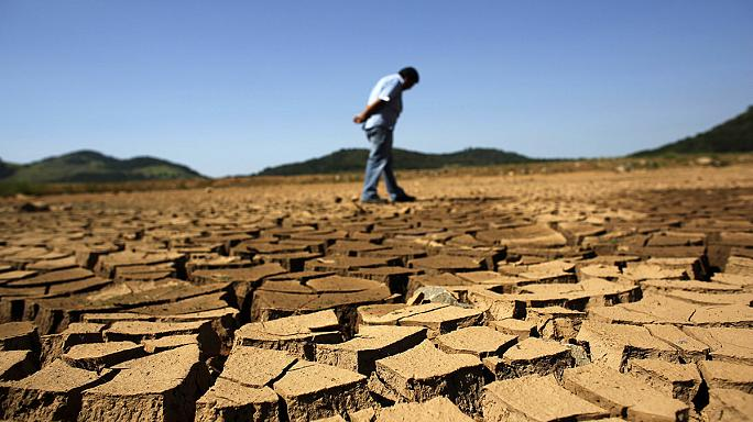 خطر خشکسالی در برزیل