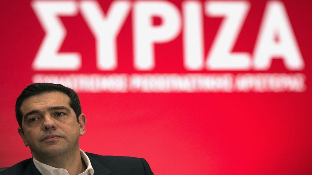 Législatives en Grèce : une journée de silence et de réflexion avant le jour J