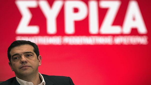 Neueste Umfragen: Griechisches Linksbündnis Syriza vorn