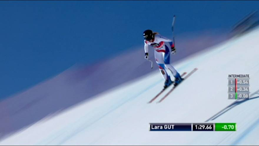 Alpine skiing: Very Gut downhill victory