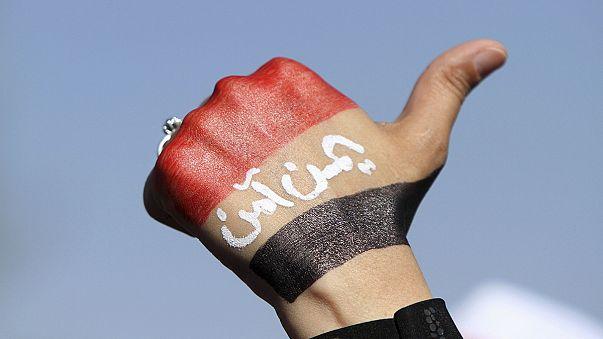 Йемен: демонстрация против шиитских повстанцев на фоне обострения политического кризиса