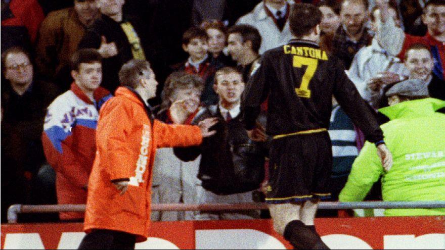 20 Jahre danach: Fußballstar Cantona bereut Karate-Kick gegen Fan nicht