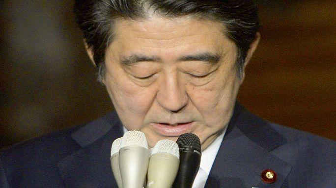 أنباء عن اعدام احدى الرهينتين اليابانيتين