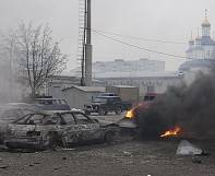 US and EU officials condemn deadly rocket attacks in Mariupol