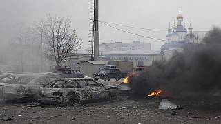 Eskalation in der Ostukraine: Zahlreiche Zivilisten in Hafenstadt Mariupol getötet
