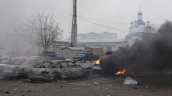 Több tucat civil áldozat a mariupoli rakétatámadásban