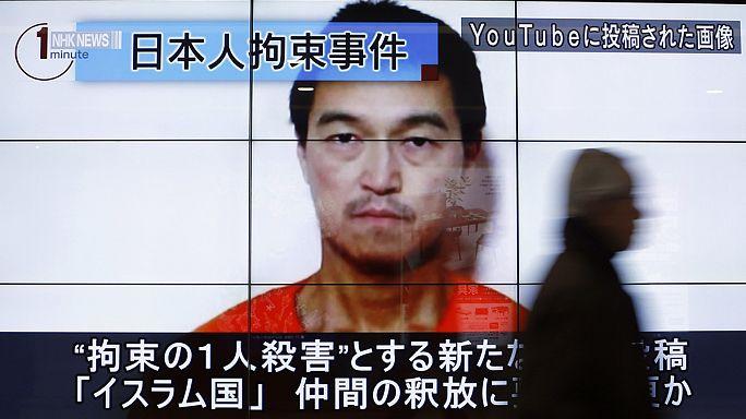 IŞİD'in Japon rehineyi öldürmesi Tokyo'yu kızdırdı