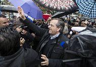 Greece election underway; sets up eurozone showdown
