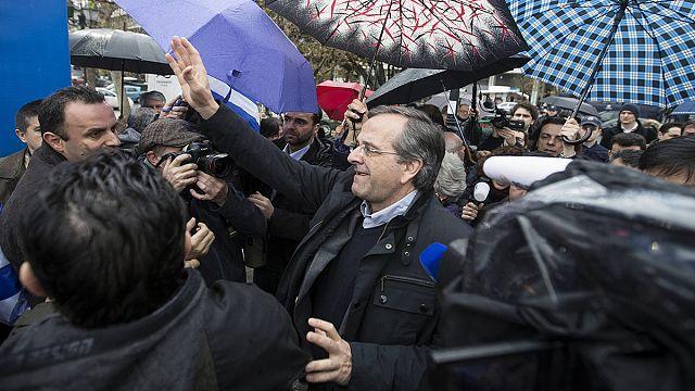 Coup d'envoi des législatives en Grèce