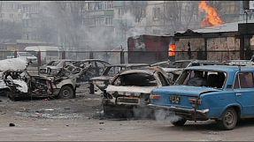 Horror em Mariupol