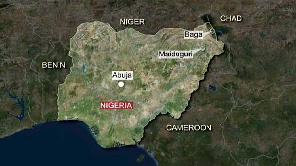 Boko-Haram-Islamisten greifen Millionenstadt in Nigeria an