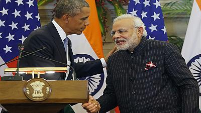 US and India seal civil nuclear deal