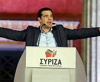 Greece decides: SYRIZA leads initial exit poll