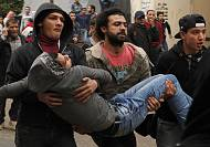 Egypt: Protests to mark 2011 uprising anniversary turn deadly