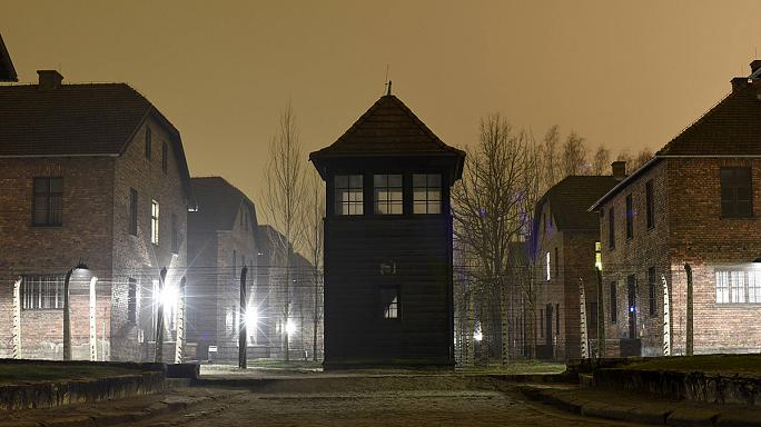 France delegation visits former Nazi camp in Auschwitz