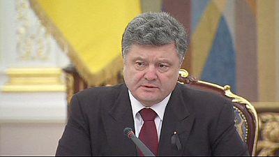 International concern grows after fighting in Ukraine escalates