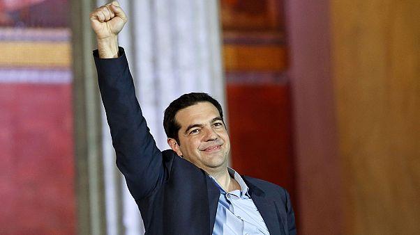 Győzött a Sziriza Görögországban
