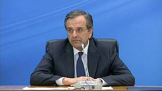 "Samaras: ""my conscience is clear"" says defeated Greek PM"