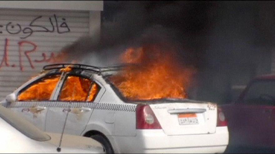 مقتل 17 متظاهرا مصريا في ذكرى ثورة 25يناير