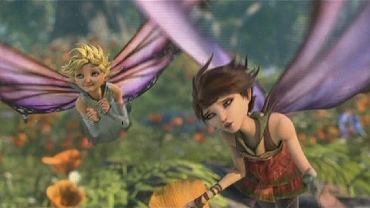 انیمیشن «جادوی عجیب»؛ شیفتگی یا عشق واقعی؟
