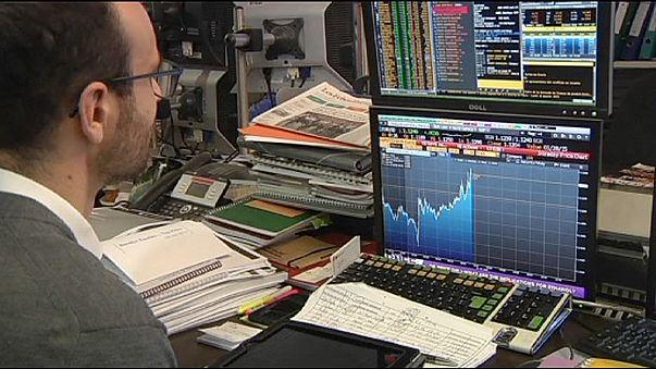 Los mercados mantienen la calma tras la victoria de Syriza y solo baja la bolsa de Atenas