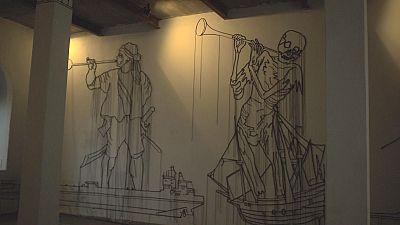Indische Kunstbiennale im Strudel von Zeit und Geschichte