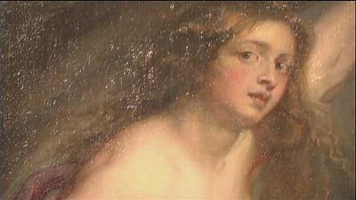 Legacy of a genius: London's Royal Academy exhibits Rubens
