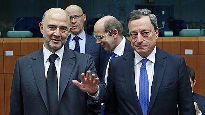 Eurogrupo disposto a ajudar Atenas mas não perdoa a dívida