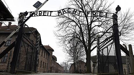 [LIVE from Auschwitz] Remembering the Holocaust, 70 years on
