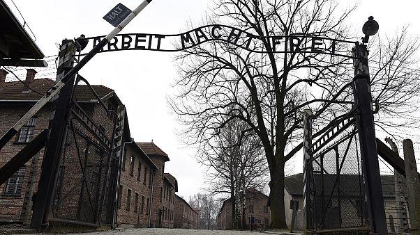[LIVETICKER]: Gedenken an die Befreiung von Auschwitz