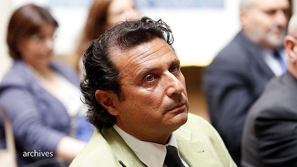 El capitán del Costa Concordia se enfrenta a más de 26 años de prisión