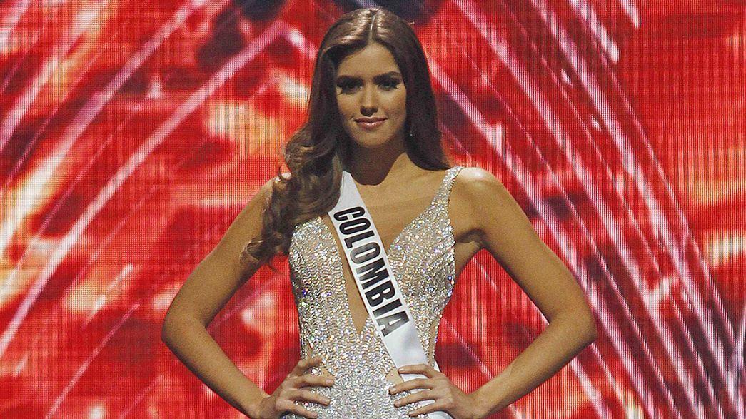 Miss Universo vem da Colômbia