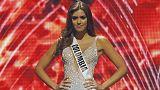 Kolumbianerin wird Miss Universe