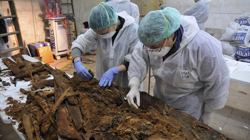 Spain's hunt for Miguel de Cervantes's remains uncovers clues