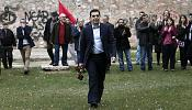 Second symbolic gesture and first official visit for Tsipras
