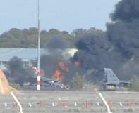 Spain: NATO plane crash kills 10, injures 13