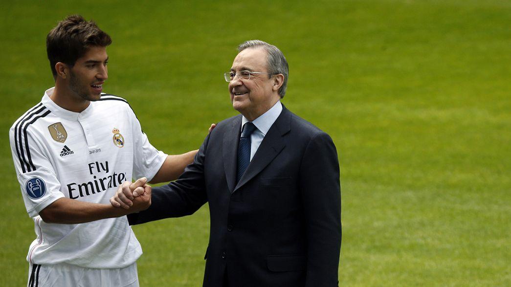 Un nouveau Brésilien au Real Madrid