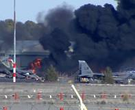 Spain: NATO plane crash kills 10, injures 21