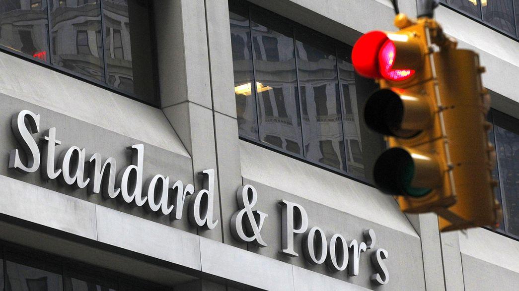 """Standard & Poor's relègue l'économie russe en catégorie """"spéculative"""""""