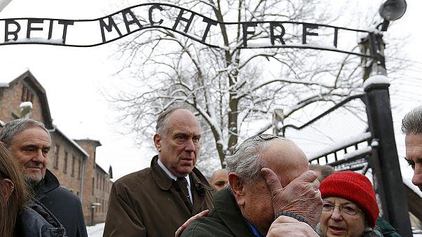 Άουσβιτς: Επιζώντες - ζωντανή απόδειξη της ναζιστικής θηριωδίας
