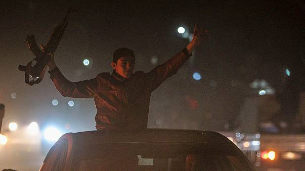 Kobani Kürtlerin eline geçti