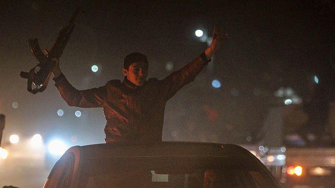 Курдские отряды освободили город Кобани - после 133 дней осады